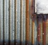 Free Photo - Rusted Corrugated Iron