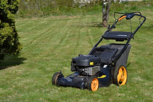 Lawn mower - Free Stock Photo