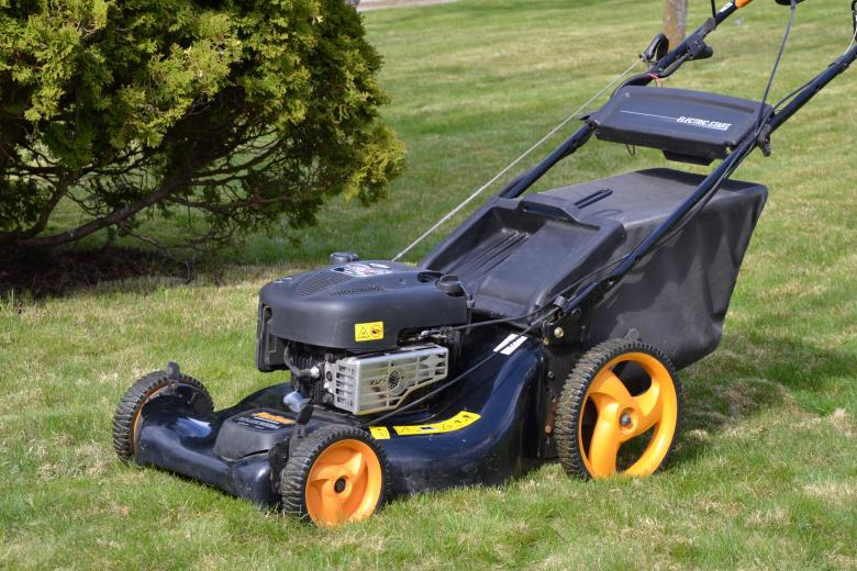 Free Stock Photo of Lawn mower Created by Tomas Adomaitis