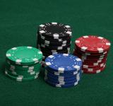 Free Photo - Stacks of poker chips