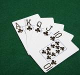 Free Photo - Poker hand -Straight