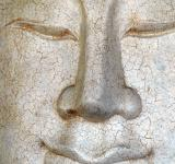 Free Photo - Cracked Buddha Face