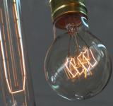 Free Photo - Edison Light Bulbs