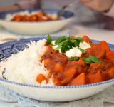 Free Photo - Stew with rice