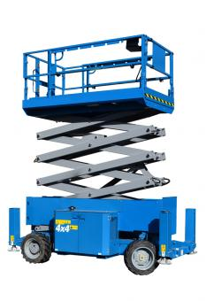 Scissor lift - Free Stock Photo