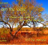 Free Photo - Jesus is the Gate