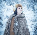 Free Photo - Lenka - Blue Winter