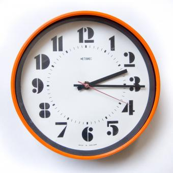 Retro vintage clock - Free Stock Photo