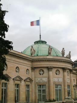French building - Free Stock Photo