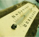 Free Photo - Outdoor Thermometer