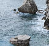 Free Photo - Sea cliff rocks