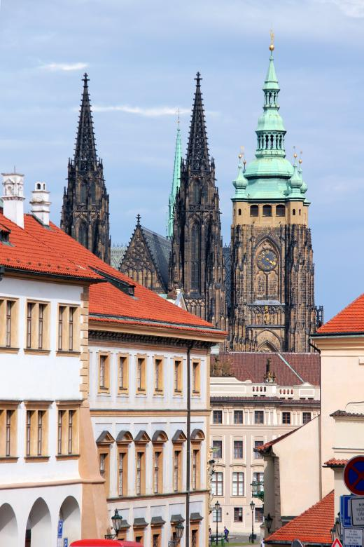 Free Stock Photo of Prague Created by 2happy