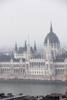 Parliament in Budapest - Free Stock Photo