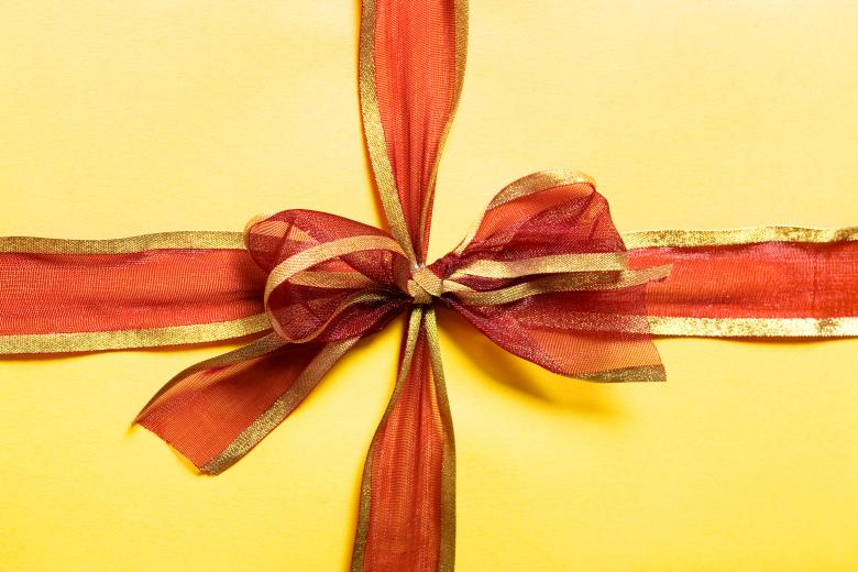 Free Stock Photo of ribbon bow Created by 2happy