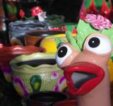 Free Photo - Emu Flower Pot