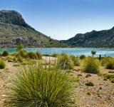 Free Photo - Mountain lake in Mallorca