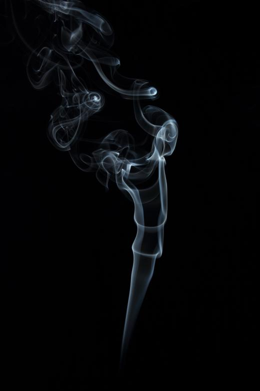 Free Stock Photo of Smoke Wisp Created by Greg Davis