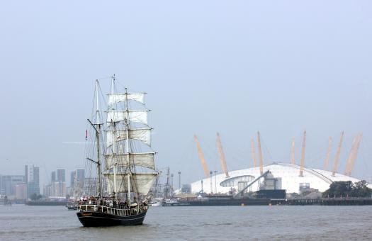Tall ship - Free Stock Photo