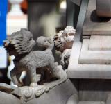 Free Photo - Chinese Lion Sculpture