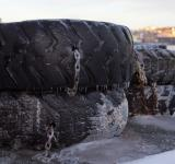Free Photo - Old Tires for Wharf