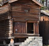 Free Photo - Ancient wooden building