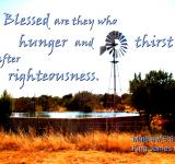 Free Photo - Thirst for Righteousness