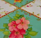 Free Photo - Floral tablecloth