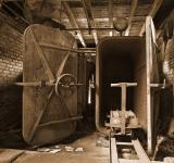 Free Photo - Abandoned Lonaconing Silk Mill - Sepia H
