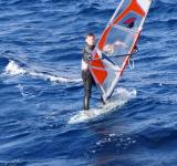 Free Photo - Windsurfing