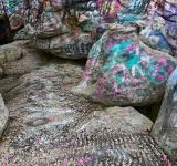 Free Photo - Dans Vibrant Rock - HDR