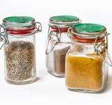 Free Photo - Spices and herbs in jars