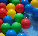 Free Photo - Floating Plastic Balls