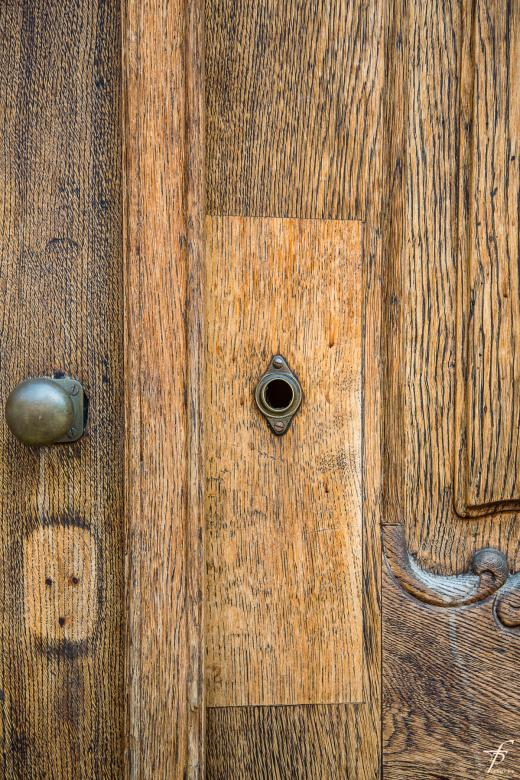 Free Stock Photo of Keyhole Created by Frantisek Pech