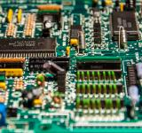 Free Photo - Closeup of electronic circuit board