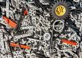 Free Photo - Lego Technic Pieces Pile