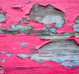 Free Photo - Weathered and peeling paint on wood