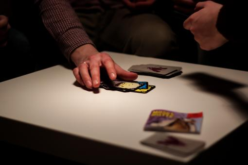 Cheating game Dixit - Free Stock Photo