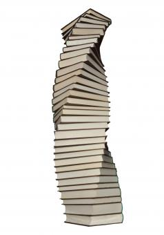 Stack of books - Free Stock Photo