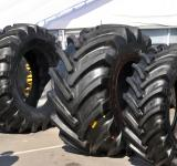 Free Photo - Row of tractor tyres