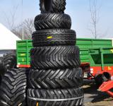 Free Photo - Stack of tractor tyres