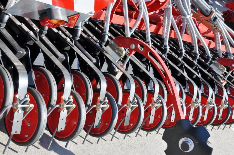 Seeding equipment - Free Industrial Stock Photos
