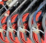 Free Photo - Fragment of seeding equipment