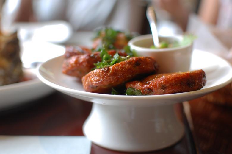 Thai fried fishcake - Free Stock Photos of Food