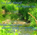 Free Photo - God is my Highest Joy