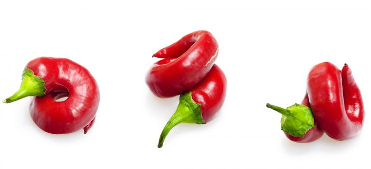 chili peppers - Free Stock Photo