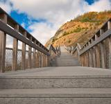 Free Photo - Sideling Hill Stairway - HDR