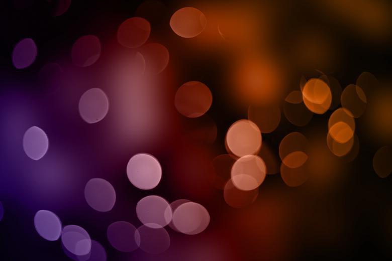 Free Stock Photo of Christmas Bokeh Created by Free Texture Friday