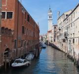 Free Photo - Canal in Venice