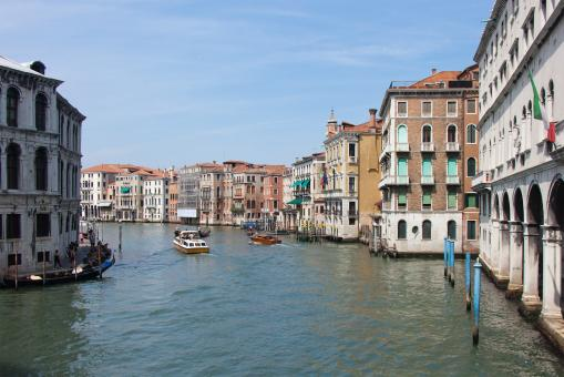 Venice Grand canal - Free Stock Photo