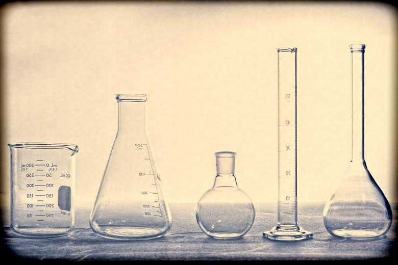 Free Stock Photo of  Chemistry glassware Created by Geoffrey Whiteway